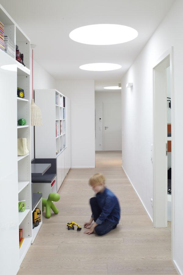 Modernisieren. MŸnchen, Haus Payr, Spielflur, Silas (8)