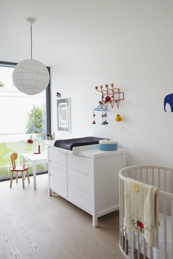 Modernisieren. MŸnchen, Haus Payr, Kinderzimmer von Elisa (5) und Valentin (1,5)
